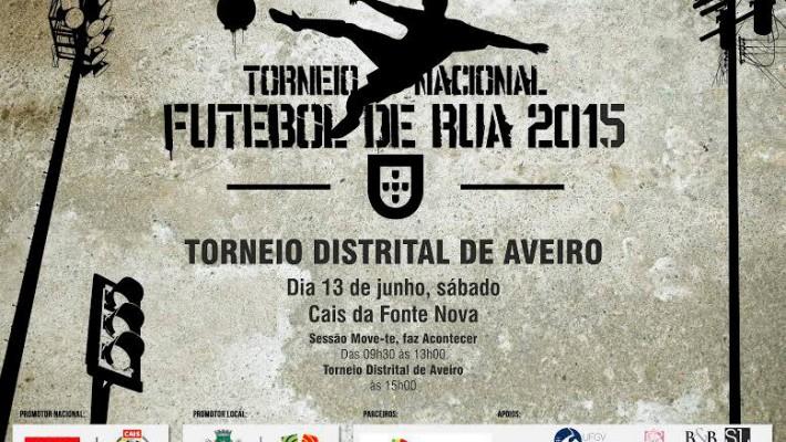 Torneio Nacional de Futebol de Rua 2015