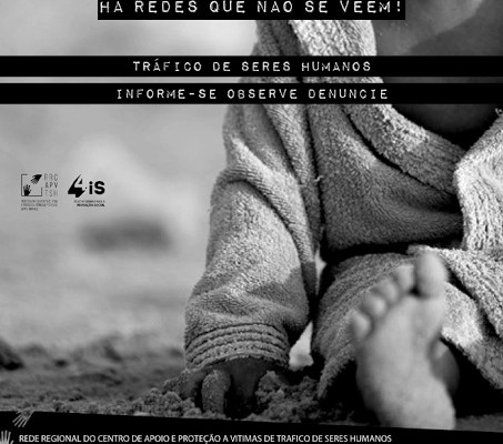 Campanha do Dia Europeu Contra o Tráfico de Seres Humanos
